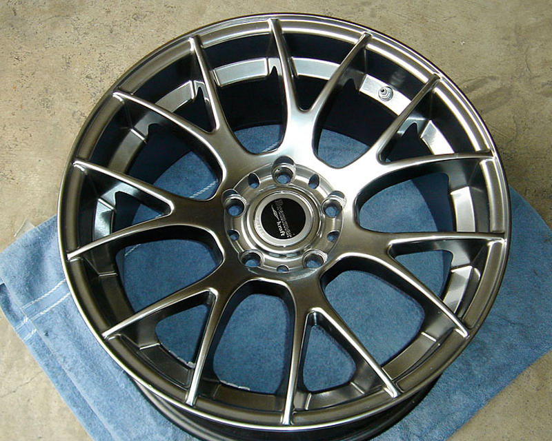 Image of Bremmer Kraft BR09 Wheels 17x8 5x100 48