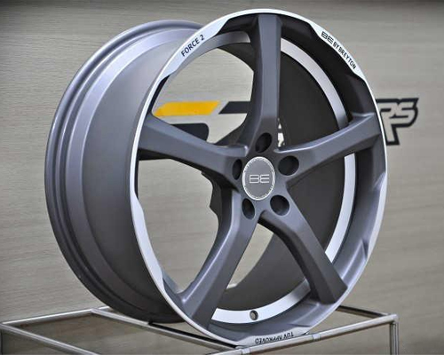 Image of Breyton GTF2 Wheels 18x8 5x114.3 45
