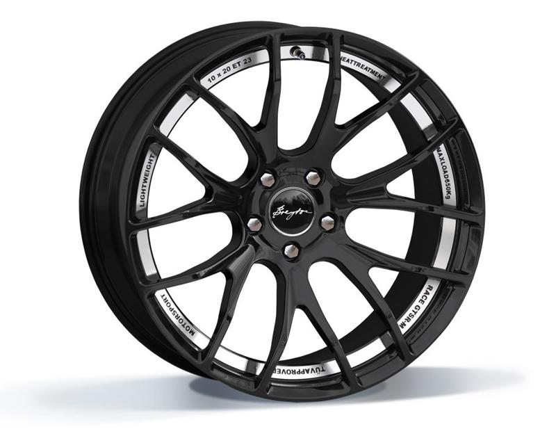 Image of Breyton Race GTSR-M Wheels 20x10 5x120 23