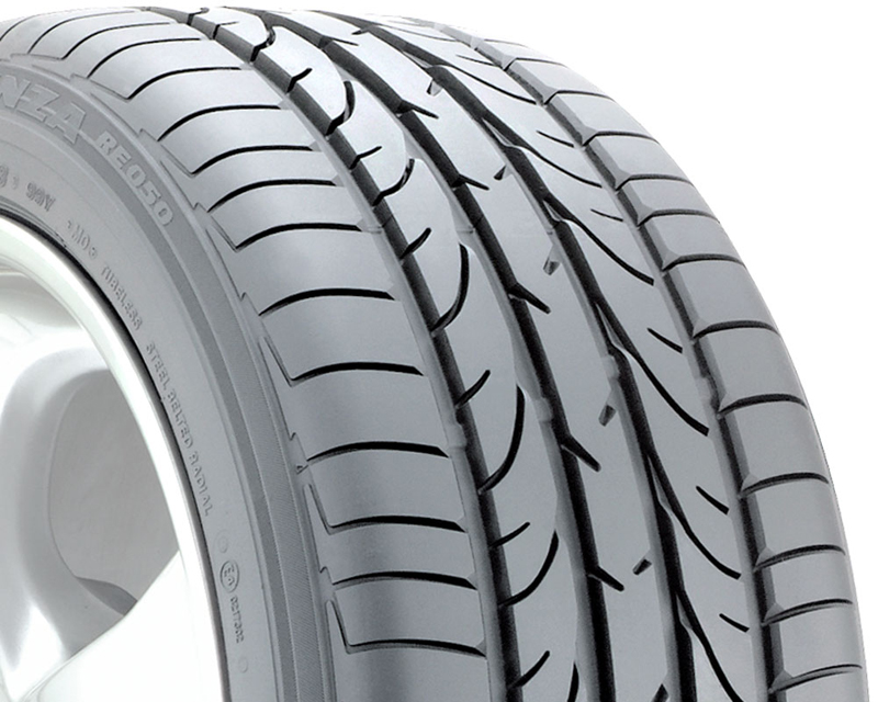 Bridgestone Potenza RE050 Rft Tires 245/40/18 93Z Bl - DT-25427