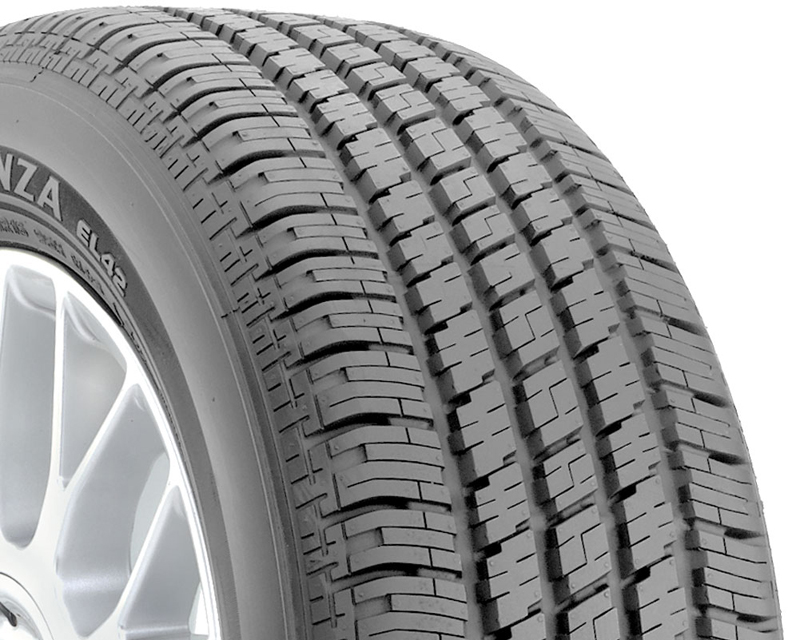 Bridgestone Turanza El42 Run-Flat Tires 245/50/18 100V Bl