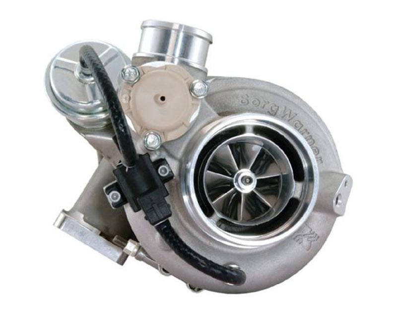 BorgWarner EFR Series 7670 .83 A/R Turbocharger (375-650HP) - 179351