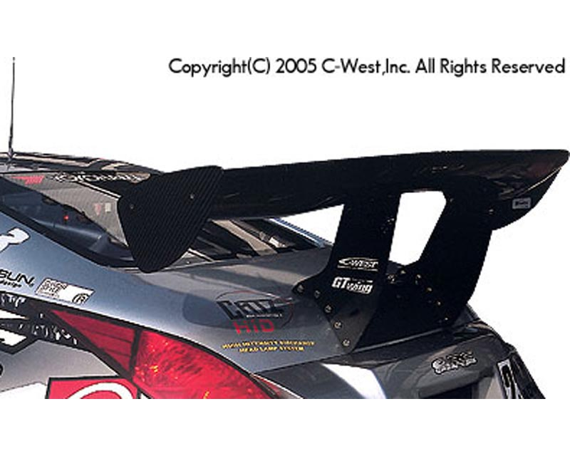 C-West E Type GT Wing II S Nissan 350Z Z33 03-08
