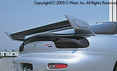 Acura Glendale on West Hammer Shark Ii Rear Wing Toyota Supra Jza80 93 98