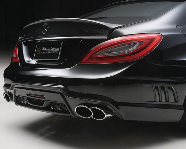 Wald International Black Bison Rear Bumper Mercedes-Benz CLS 11+ - C218.BB.RB.12