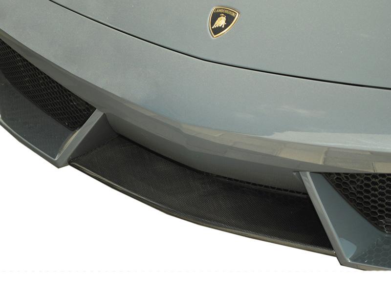 Carbonio Carbon Fiber Front Spoiler Lamborghini Gallardo LP560-4 LP550-2 09-12