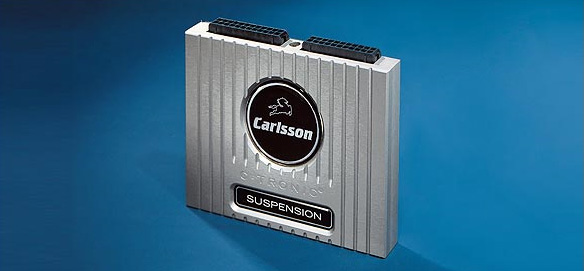 Carlsson C-Tronic Module Lowering Kit Mercedes-Benz S550 W221 07-12
