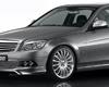Image of Carlsson Front Lip Spoiler Mercedes-Benz C300 W204 08-11