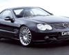Image of Carlsson Front Lip Spoiler Mercedes-Benz SL500 SL600 R230 03-11