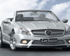 Image of Carlsson Front Lip Spoiler Mercedes-Benz SL500 SL600 R230 07-11