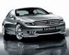 Image of Carlsson Front Lip Spoiler Mercedes-Benz CL550 CL600 C216 07-12
