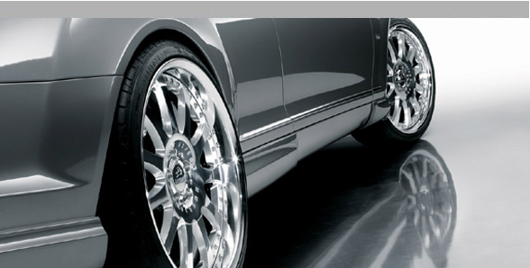 Carlsson Side Skirts Mercedes-Benz CL550 & CL600 C216 07-12