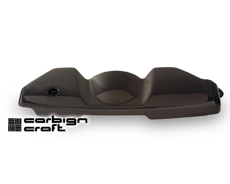 Carbign Craft Carbon Fiber Alternator Cover Subaru WRX 08-12 - CBE-WRXALT08