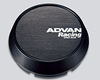 Image of Advan 63mm Center Cap 100112 PCD Middle Type Black