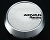 Image of Advan 63mm Center Cap 100112 PCD Middle Type Silver