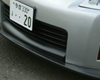 Image of Central 20 350Z Front Lip Spoiler CRB
