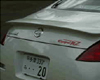 Image of Central 20 350Z Rear Trunk Spoiler FPR