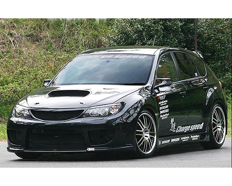 ChargeSpeed Type 1 Full Body Kit Subaru WRX STI GRB 08-12 - CS979FK
