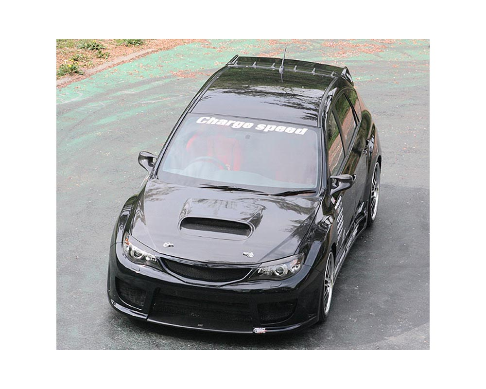 ChargeSpeed Carbon OEM Hood Subaru WRX STI GRB 08-12 - CS979HC