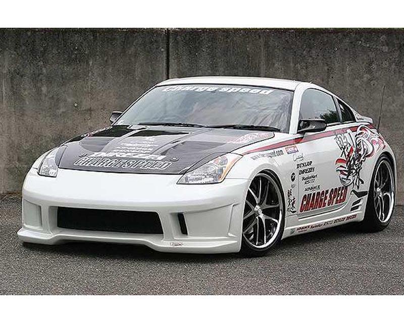 ChargeSpeed Type 2 Full Body Kit Nissan 350Z Z33 03-08 - CS722FK2