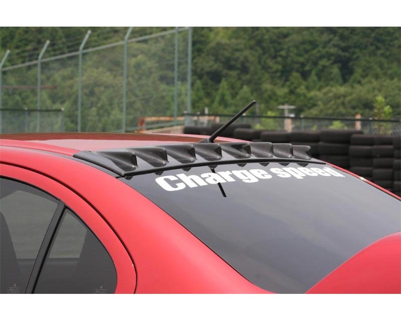 ChargeSpeed FRP Roof Fin Mitsubishi EVO X 08-12 - CS427RF