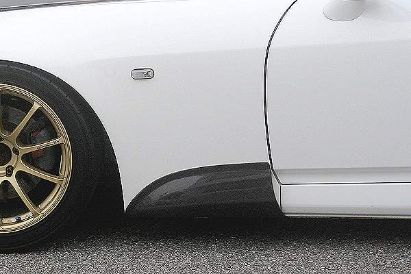 ChargeSpeed Carbon Side Front Fender Cowls Honda S2000 00-08 - CS330SCFC