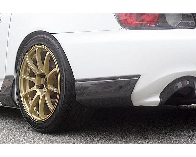 ChargeSpeed FRP Rear Bumper Cowl Honda S2000 AP2 05-08 - CS331RBCF