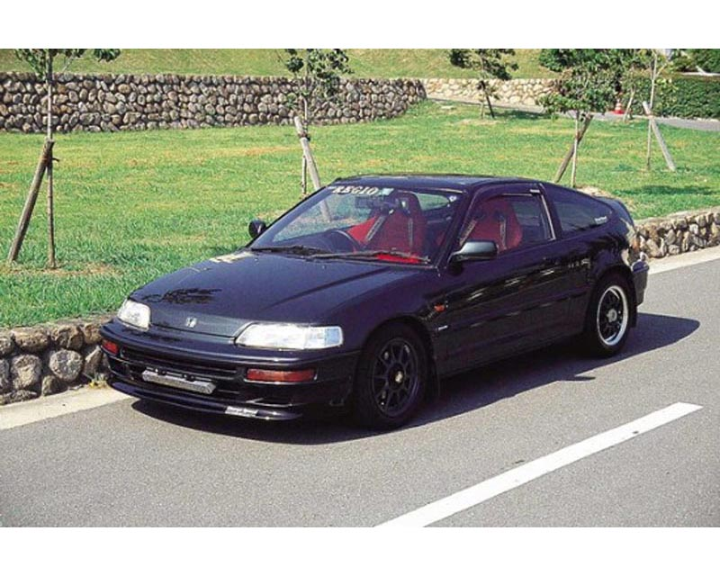Charge Speed Front Spoiler Carbon (Japanese CFRP) Honda CRX EF8 HB 90-91 - BCHCR90-CS310FLKC