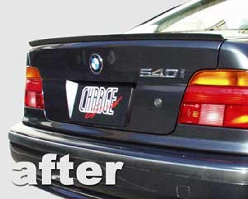 Charge Speed Universal Rubber Flex Spoiler 9.8 Long - BC-AF0100