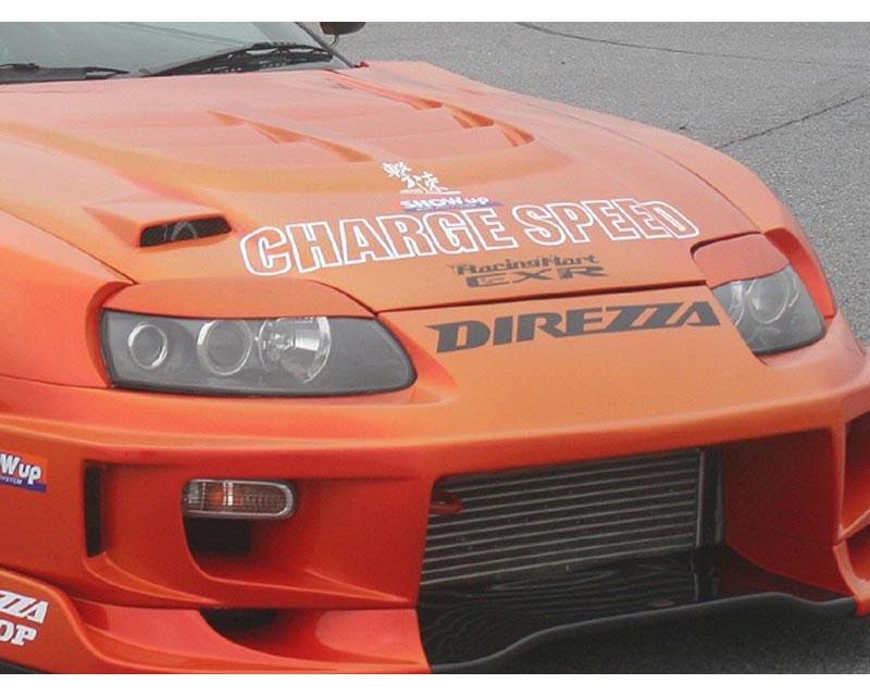 ChargeSpeed Carbon Eyelids Toyota Supra JZA80 93-98 - CS890EBC