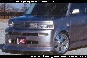 ChargeSpeed Wayout Half Body Kit Scion xB 03-06 - CS796FLK