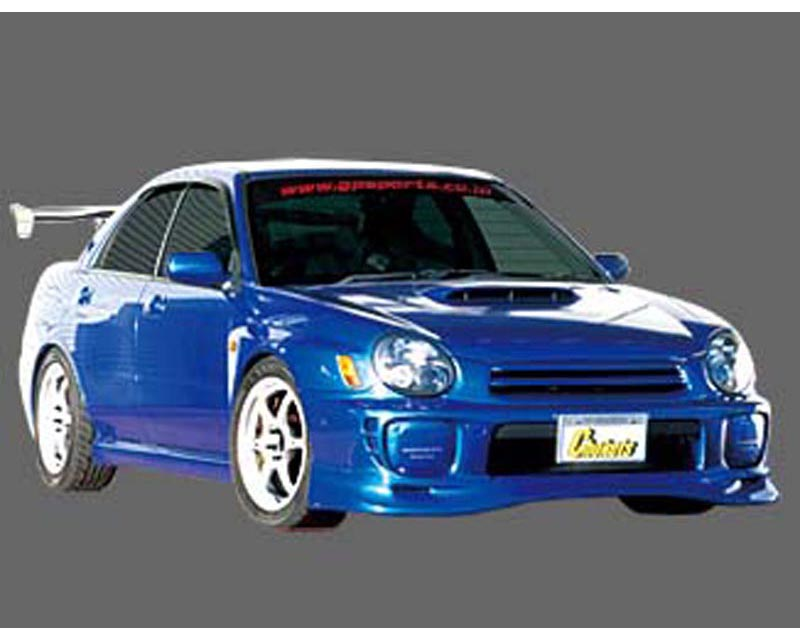 Chokets WRX Front 1 Piece Grill 02-03