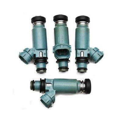 Deatschwerks 50lb Fuel Injector Set of 6 - 01-04 Chevrolet Corvette Z06 5.7L LS6 CLEARANCE - 18U-01-0050-6