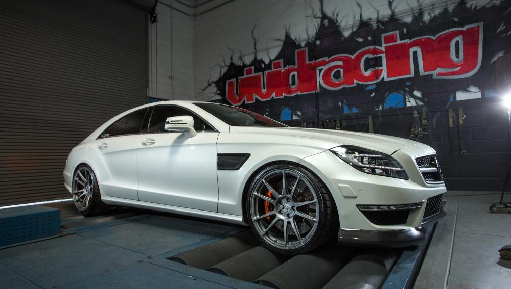 Vr Tuned Ecu Flash Tune Mercedes Benz Cls63 Amg Biturbo