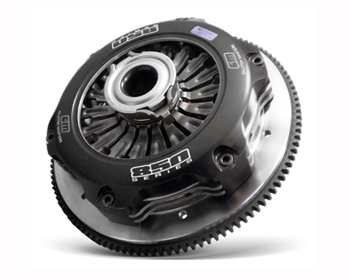 Clutch Masters TD850 FX850 Twin Disk Clutch w/Flywheel Subaru WRX STI 2.5L 6-Speed 04-07