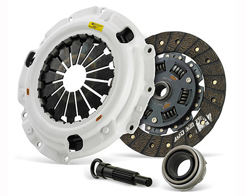 Clutch Masters FX100 Clutch Kit w/ Steel Flywheel Volkswagen Golf 1.9 TDI 99-06 - 17050-HD00-4SK
