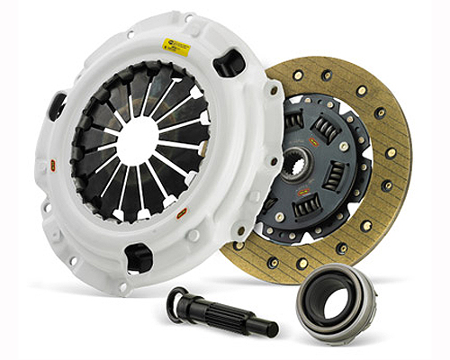 Clutch Masters FX200 Clutch Kit w/ Steel Flywheel Volkswagen Golf 1.9 TDI 99-06 - 17050-HDKV-4SK