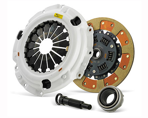 Clutch Masters FX350 HD Sprung Fiber Tough Lined Dampened Disc BMW 530I 3.0L E60 6-Speed 04-05
