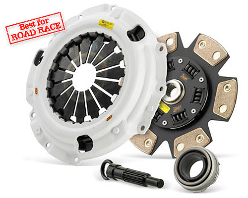 Clutch Masters FX400 Sprung 4-Puck Clutch Mazda 626 & MX-6 2.2L Turbo 88-92