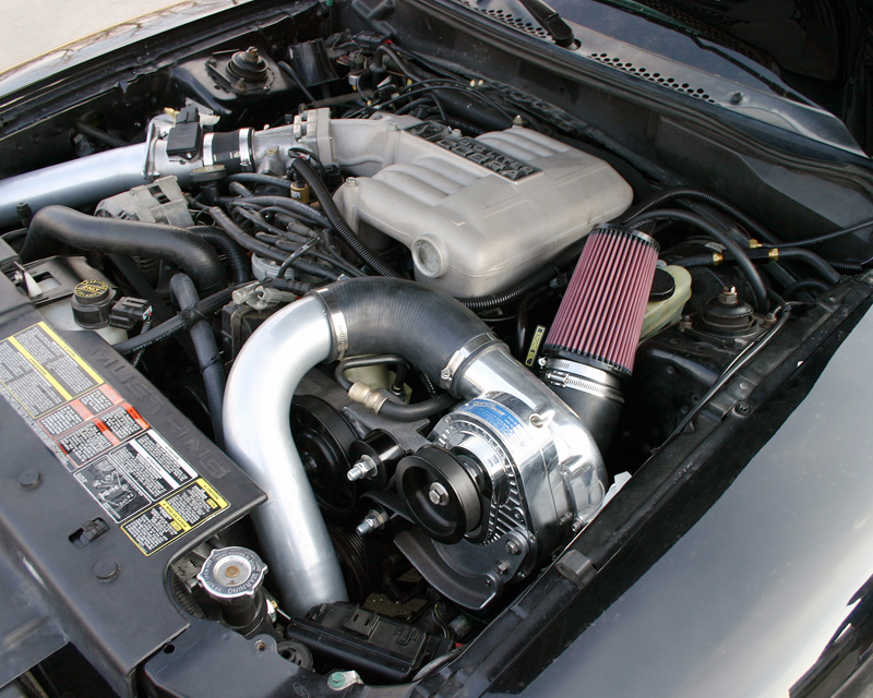 ProCharger Stage II Intercooled System with P-1SC Ford Cobra 4.6L 4V 99-01 - 1FF212-SCI