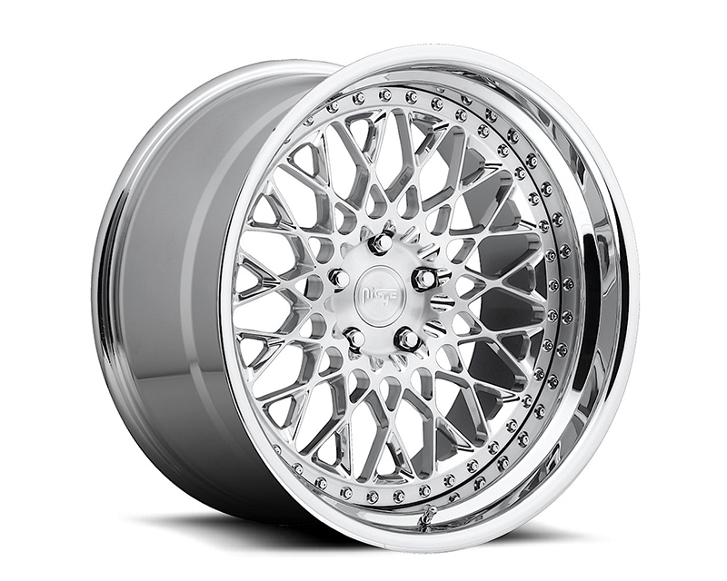 Niche Competion Citrine H79 20x10 Standard Face Wheel - COMPCITRINEH79S2010