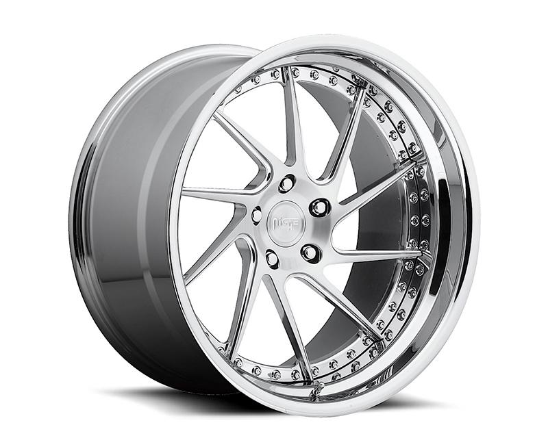 Niche Competion Invert H73 20x9 Concave Face Wheel - COMPINVERTH73C209