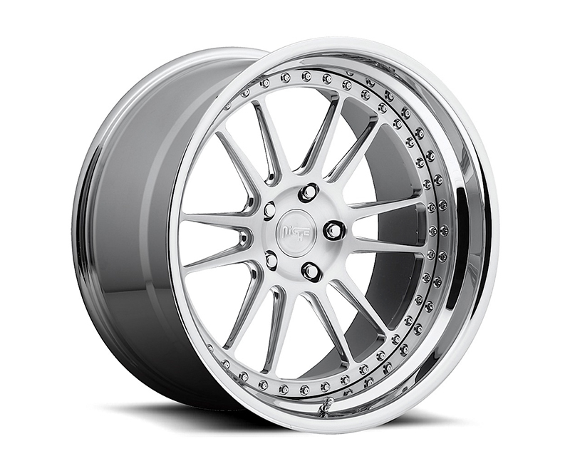 Niche Competion Vicenza H72 20x10.5 Concave Face Wheel - COMPVICENZAH72C2010.5