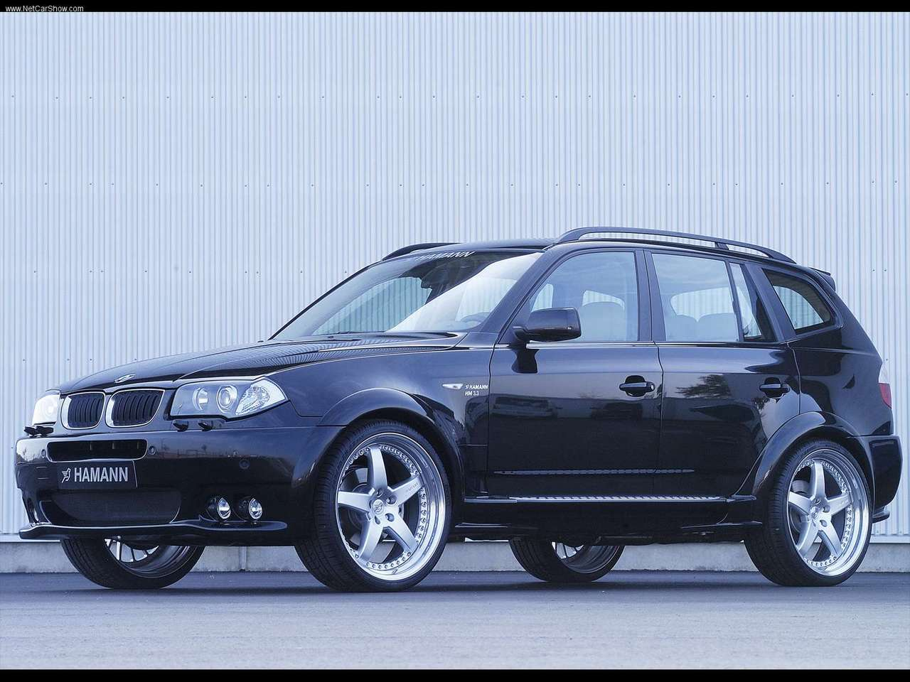 Hamann Complete Wide Body Kit BMW X3 04-10