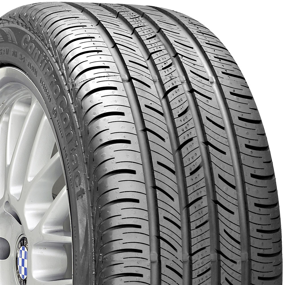 Continental Pro Contact 215/50R17  91H Tires - DT-26905