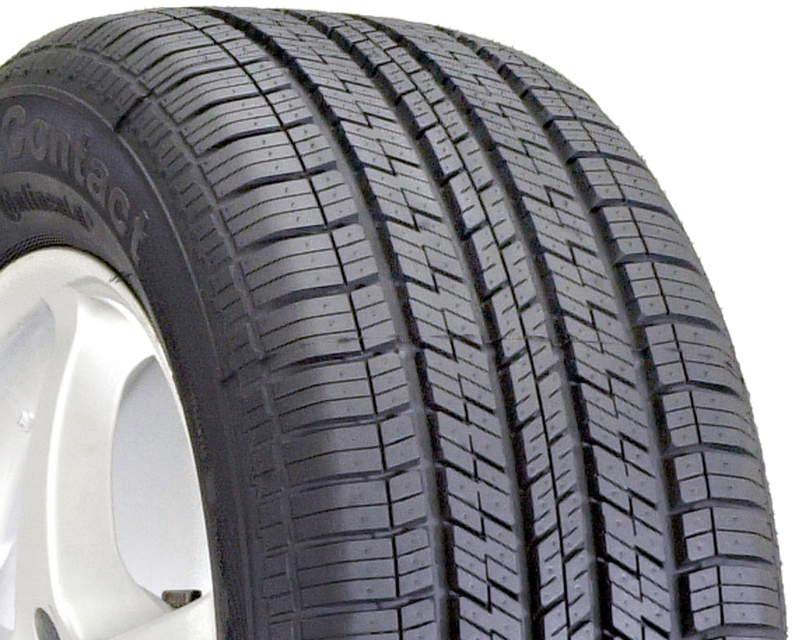 Continental 4X4 Contact Tires 275/45/20 110H BSW - DT-26137