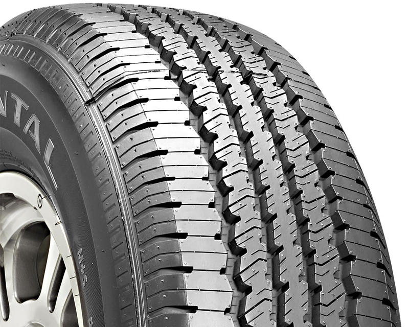 Image of Continental Contitrac Tr Tires 2757018 125S BSW