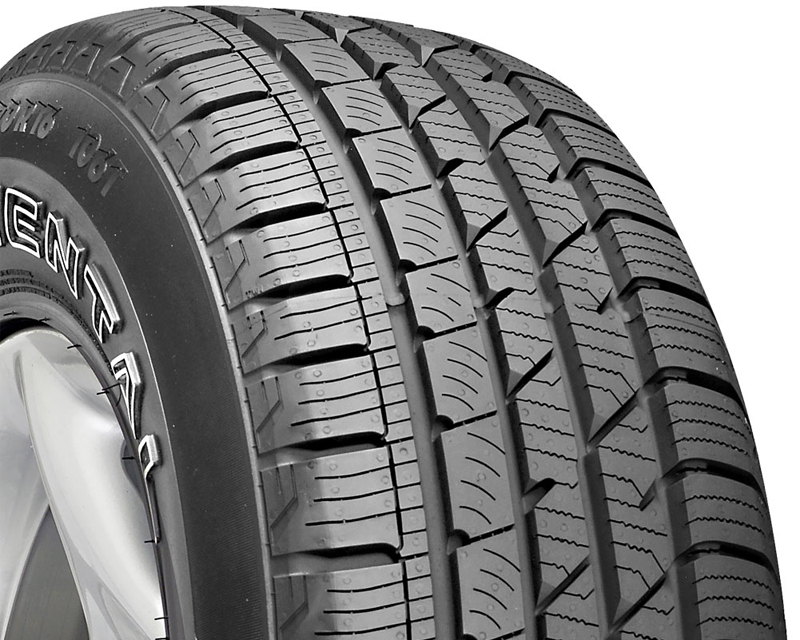 Image of Continental Cross Contact LX Asy Tires 2157016 100S BSW