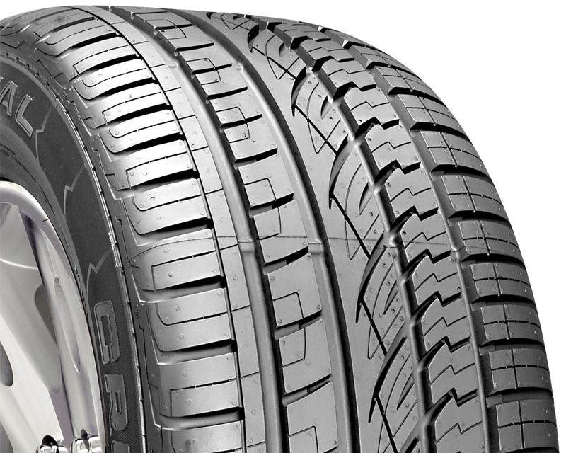 Image of Continental Cross Contact UHP Tires 2554520 105Z BSW