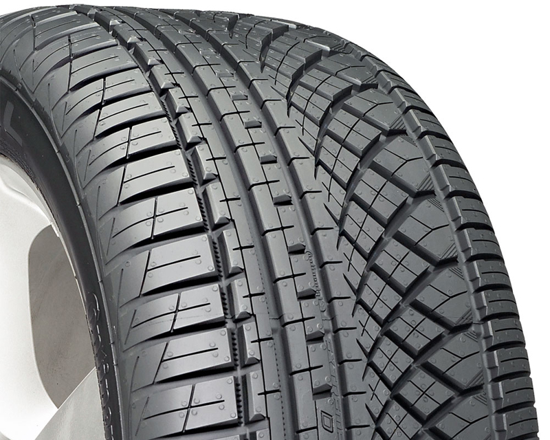 Image of Continental Extreme Contact Dws Tires 2154517 91Z BSW